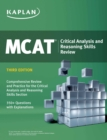 MCAT Critical Analysis and Reasoning Skills Review : Online + Book - eBook