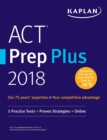 ACT Prep Plus 2018 : 5 Practice Tests + Proven Strategies + Online - eBook