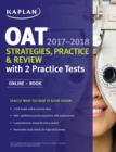 OAT 2017-2018 Strategies, Practice & Review with 2 Practice Tests : Online + Book - eBook
