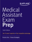 Medical Assistant Exam Prep : Practice Test + Proven Strategies - eBook