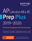 AP Calculus AB & BC Prep Plus 2019-2020 : 6 Practice Tests + Study Plans + Targeted Review & Practice + Online - eBook