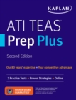 ATI TEAS Prep Plus : 2 Practice Tests + Proven Strategies + Online - eBook