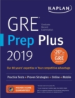 GRE Prep Plus 2019 : Practice Tests + Proven Strategies + Online + Video + Mobile - Book