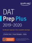 DAT Prep Plus 2019-2020 : 2 Practice Tests + Proven Strategies + Online - eBook