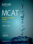 MCAT Physics and Math Review 2019-2020 : Online + Book - eBook