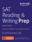 SAT Reading & Writing Prep : Over 300 Practice Questions + Online - Book