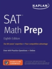 SAT Math Prep : Over 400 Practice Questions + Online - Book