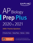 AP Biology Prep Plus 2020 & 2021 : 7 Practice Tests + Study Plans + Targeted Review & Practice + Online - eBook