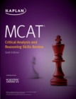 MCAT Critical Analysis and Reasoning Skills Review 2020-2021 : Online + Book - eBook