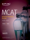 MCAT General Chemistry Review 2020-2021 : Online + Book - eBook