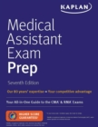 Medical Assistant Exam Prep : Your All-in-One Guide to the CMA & RMA Exams - eBook