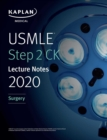 USMLE Step 2 CK Lecture Notes 2020: Surgery - eBook
