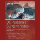 Dr. Pestana's Surgery Notes : Top 180 Vignettes of Surgical Diseases - eAudiobook