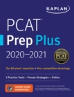 PCAT Prep Plus 2020-2021 : 2 Practice Tests + Proven Strategies + Online - eBook