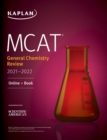 MCAT General Chemistry Review 2021-2022 - eBook