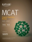 MCAT Organic Chemistry Review 2021-2022 - eBook