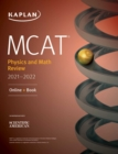 MCAT Physics and Math Review 2021-2022 : Online + Book - eBook