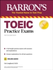 TOEIC Practice Exams (with online audio) - Book