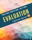Evaluation : A Systematic Approach - eBook