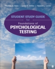 Student Study Guide for Foundations of Psychological Testing - eBook