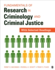 Fundamentals of Research in Criminology and Criminal Justice : With Selected Readings - eBook
