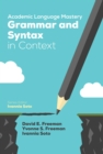 Academic Language Mastery: Grammar and Syntax in Context - eBook
