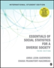 Essentials of Social Statistics for a Diverse Society - Book
