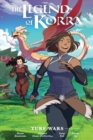 The Legend Of Korra: Turf Wars Library Edition - Book