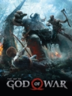 The Art Of God Of War - Book