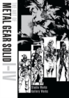 Art Of Metal Gear Solid I-iv - Book