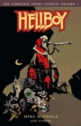 Hellboy: The Complete Short Stories Volume 1 - Book