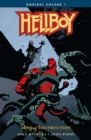 Hellboy Omnibus Volume 1: Seed Of Destruction - Book