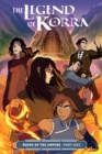 Legend Of Korra, The: Ruins Of The Empire Part One - Book