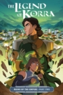 Legend Of Korra, The: Ruins Of The Empire Part Two - Book