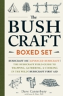 The Bushcraft Boxed Set : Bushcraft 101; Advanced Bushcraft; The Bushcraft Field Guide to Trapping, Gathering, & Cooking in the Wild; Bushcraft First Aid - eBook