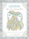 Gemini: Your Cosmic Coloring Book : 24 Astrological Designs for Your Zodiac Sign! - Book
