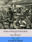 John Ovington Returns - eBook