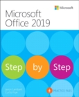 Microsoft Office 2019 Step by Step - Book