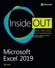 Microsoft Excel 2019 Inside Out - Book