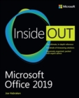 Microsoft Office 2019 Inside Out - Book