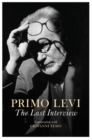 The Last Interview : Conversations with Giovanni Tesio - Book