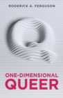 One-Dimensional Queer - Book
