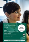 AAT External Auditing : Question Bank - Book