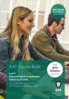 AAT Indirect Tax FA2018 : Coursebook - Book