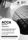 ACCA Advanced Audit and Assurance (UK) : Workbook - Book