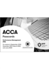 ACCA Performance Management : Passcards - Book