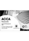ACCA Financial Management : Passcards - Book