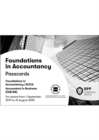 FIA Foundations of Accountant in Business FAB (ACCA F1) : Passcards - Book