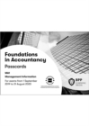 FIA Management Information MA1 : Passcards - Book