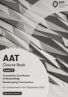 AAT Bookkeeping Transactions : Coursebook - Book